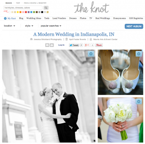 THE KNOT: Nicole + Kevin