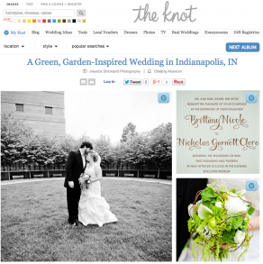 THE KNOT: Brittany & Nick