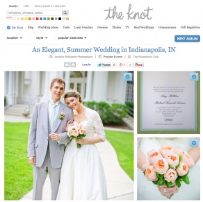 THE KNOT: Amy & Michael