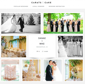 Carats & Cake: Featuring Danae and Mike