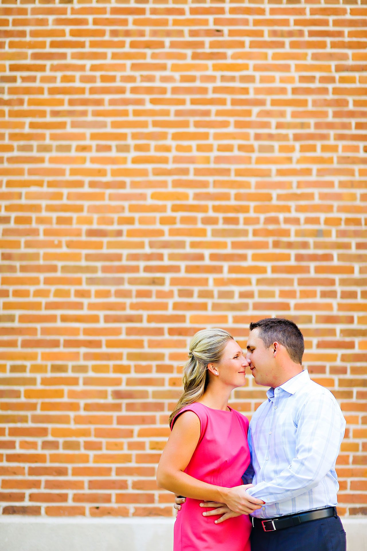 Lindsey Dave Noblesville Engagement Photographer 001