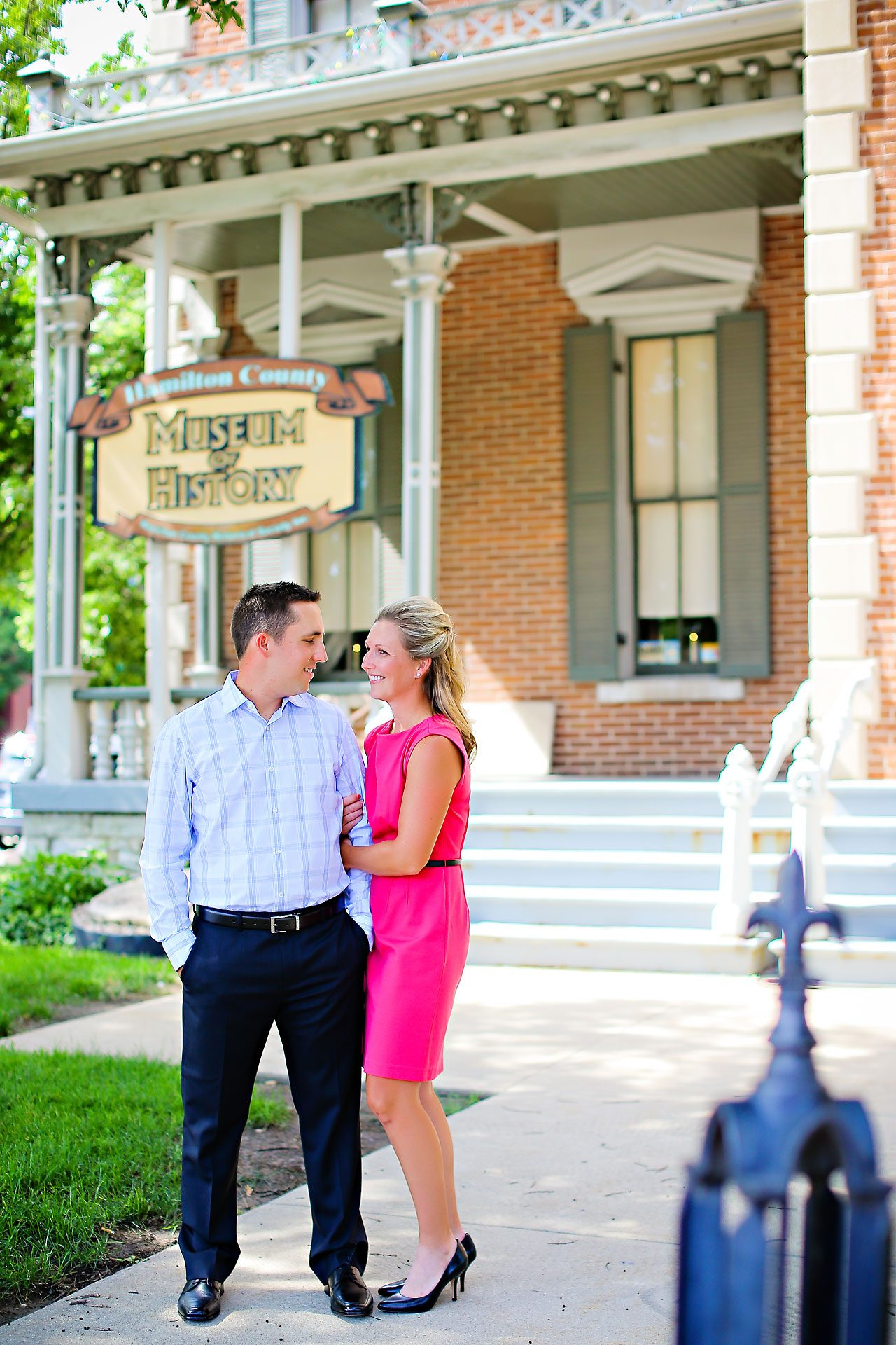 Lindsey Dave Noblesville Engagement Photographer 009