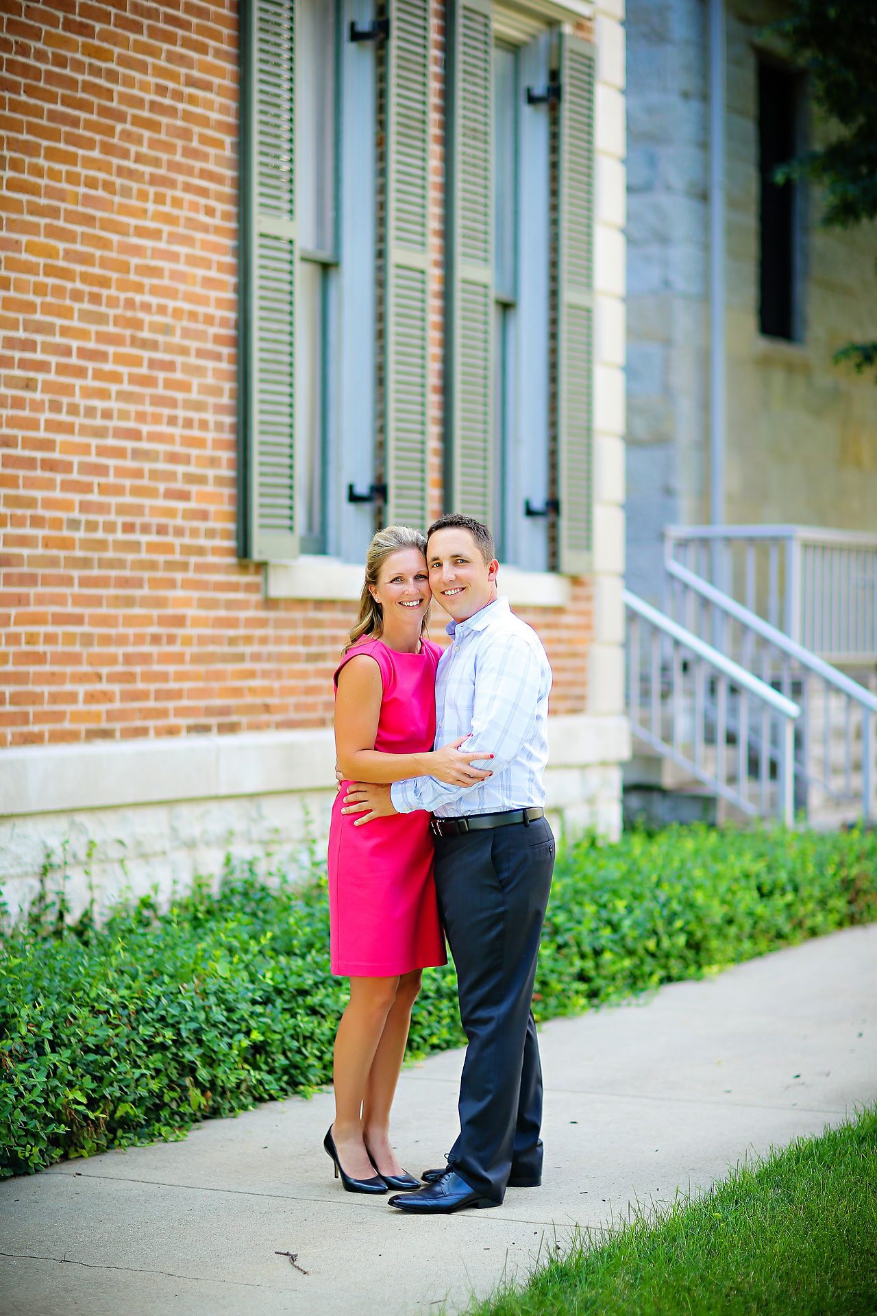 Lindsey Dave Noblesville Engagement Photographer 034