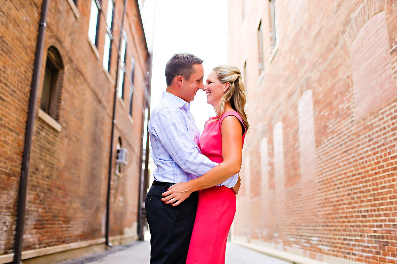 Lindsey Dave Noblesville Engagement Photographer 044