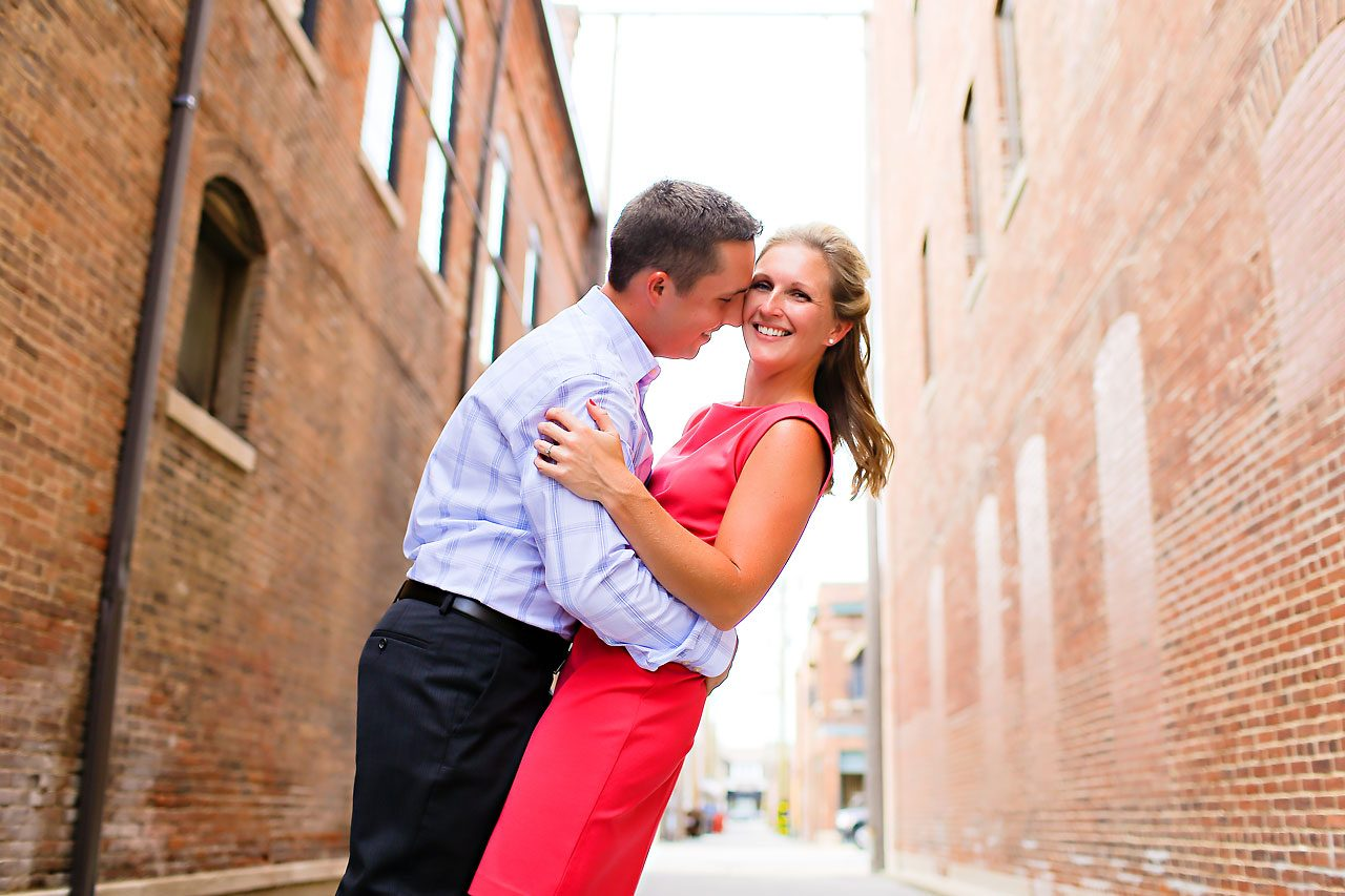 Lindsey Dave Noblesville Engagement Photographer 054