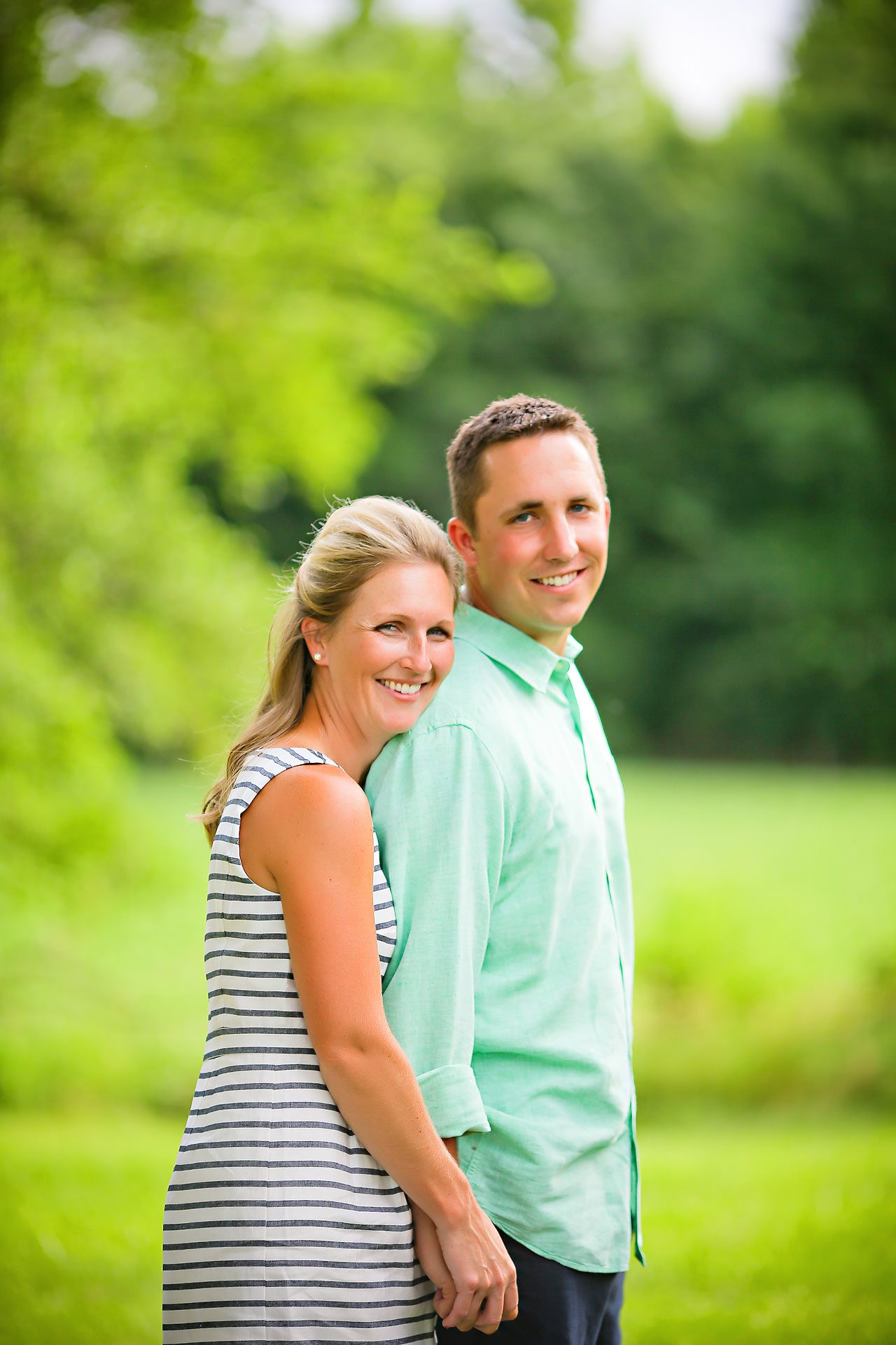 Lindsey Dave Noblesville Engagement Photographer 073