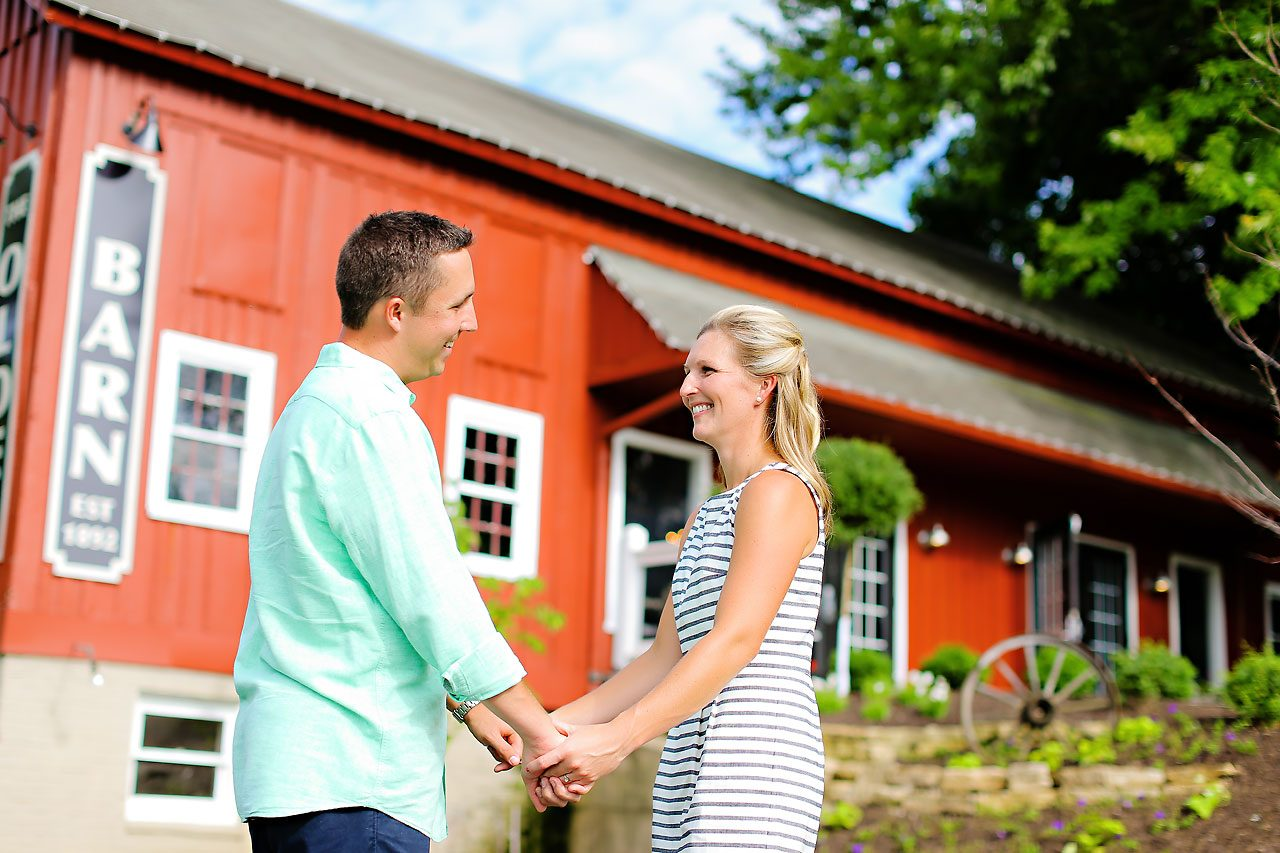 Lindsey Dave Noblesville Engagement Photographer 077