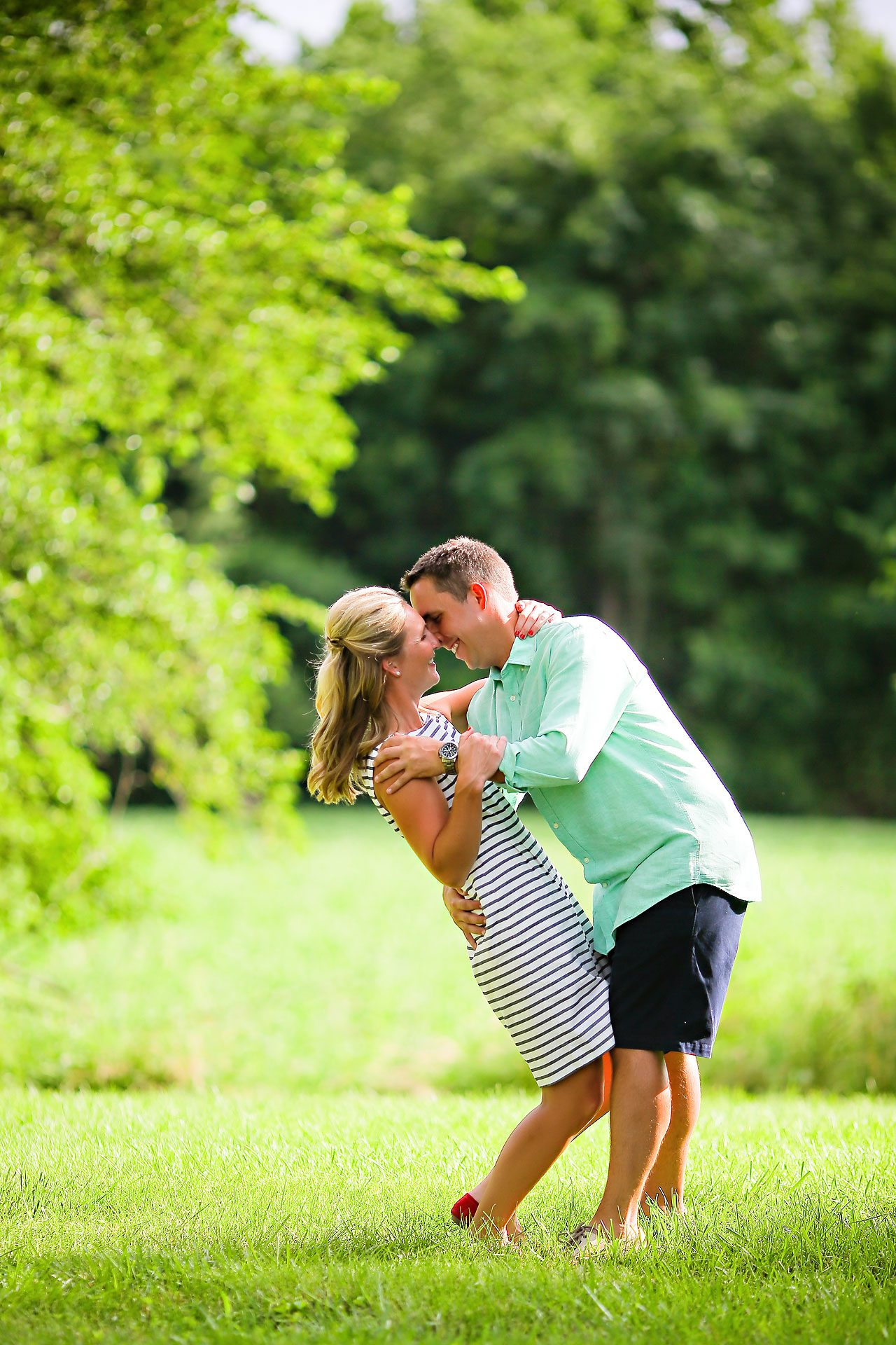 Lindsey Dave Noblesville Engagement Photographer 079