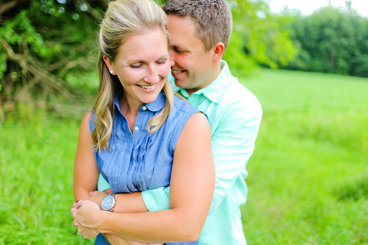 Lindsey Dave Noblesville Engagement Photographer 090
