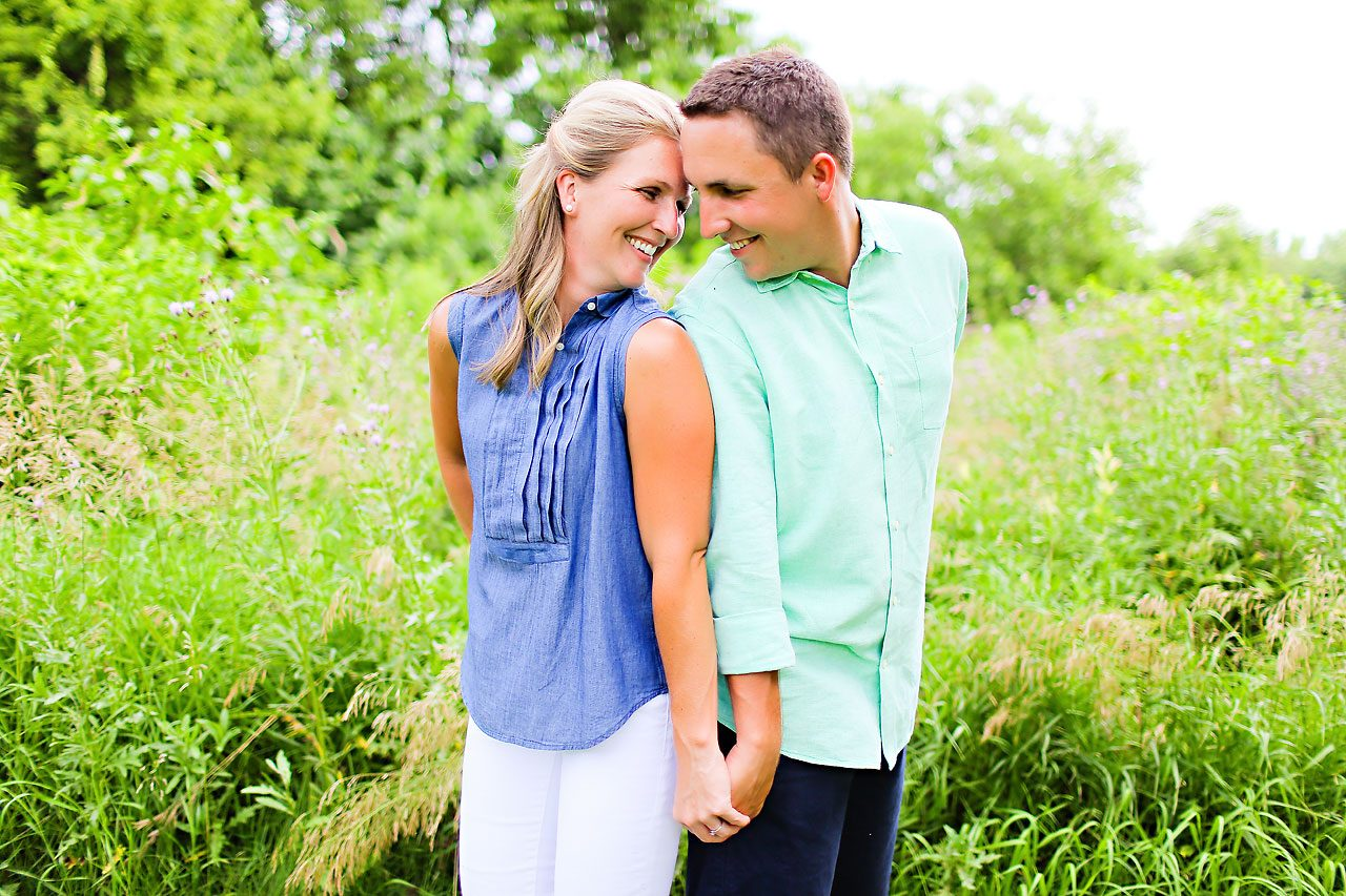 Lindsey Dave Noblesville Engagement Photographer 099