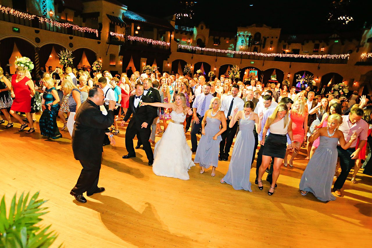 Moey Drew Indiana Roof Ballroom Wedding 232