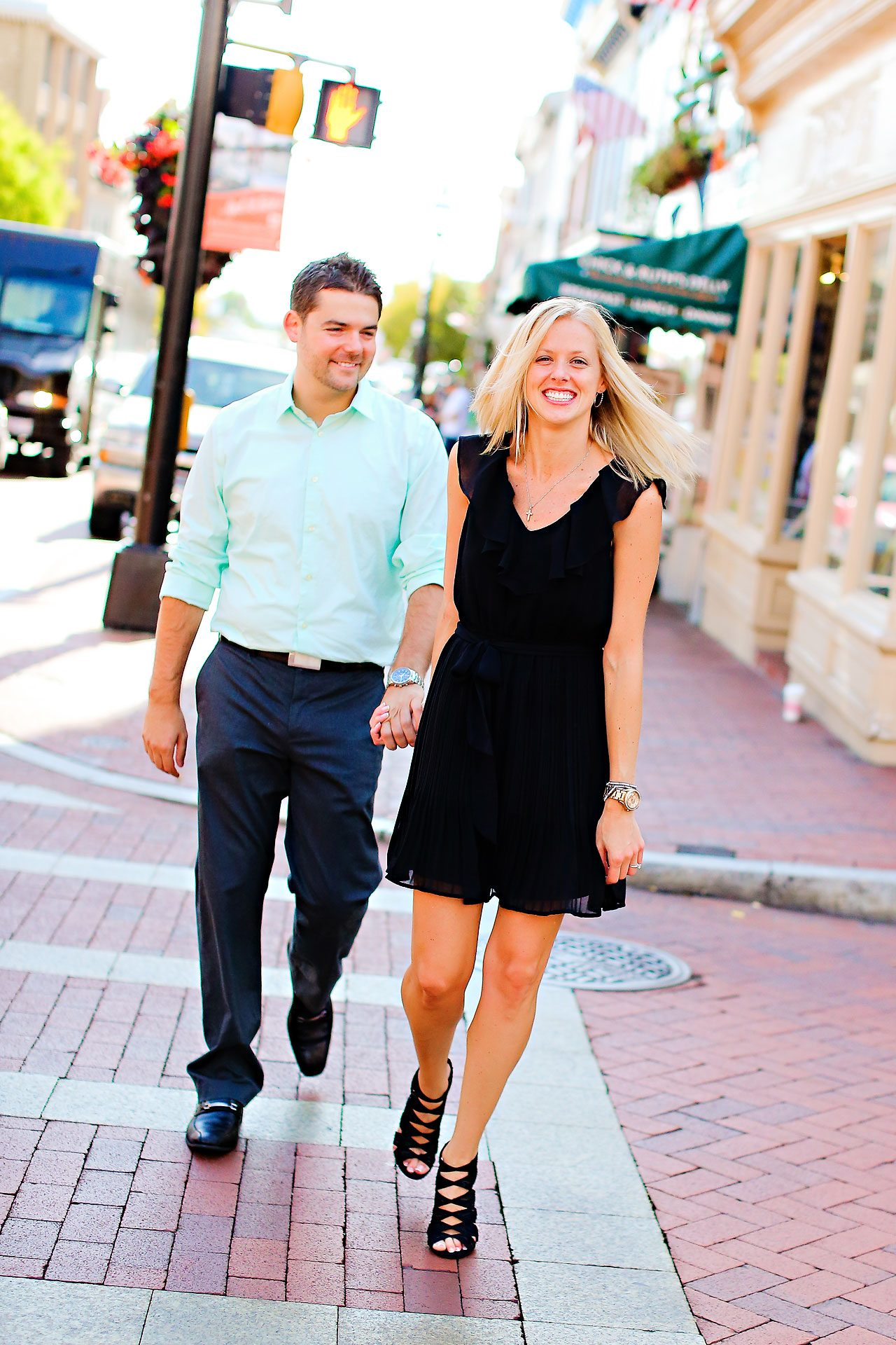 Heather Phil Annapolis Engagement Session 001