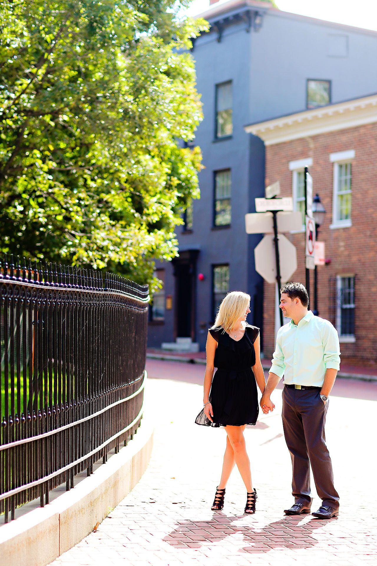 Heather Phil Annapolis Engagement Session 019