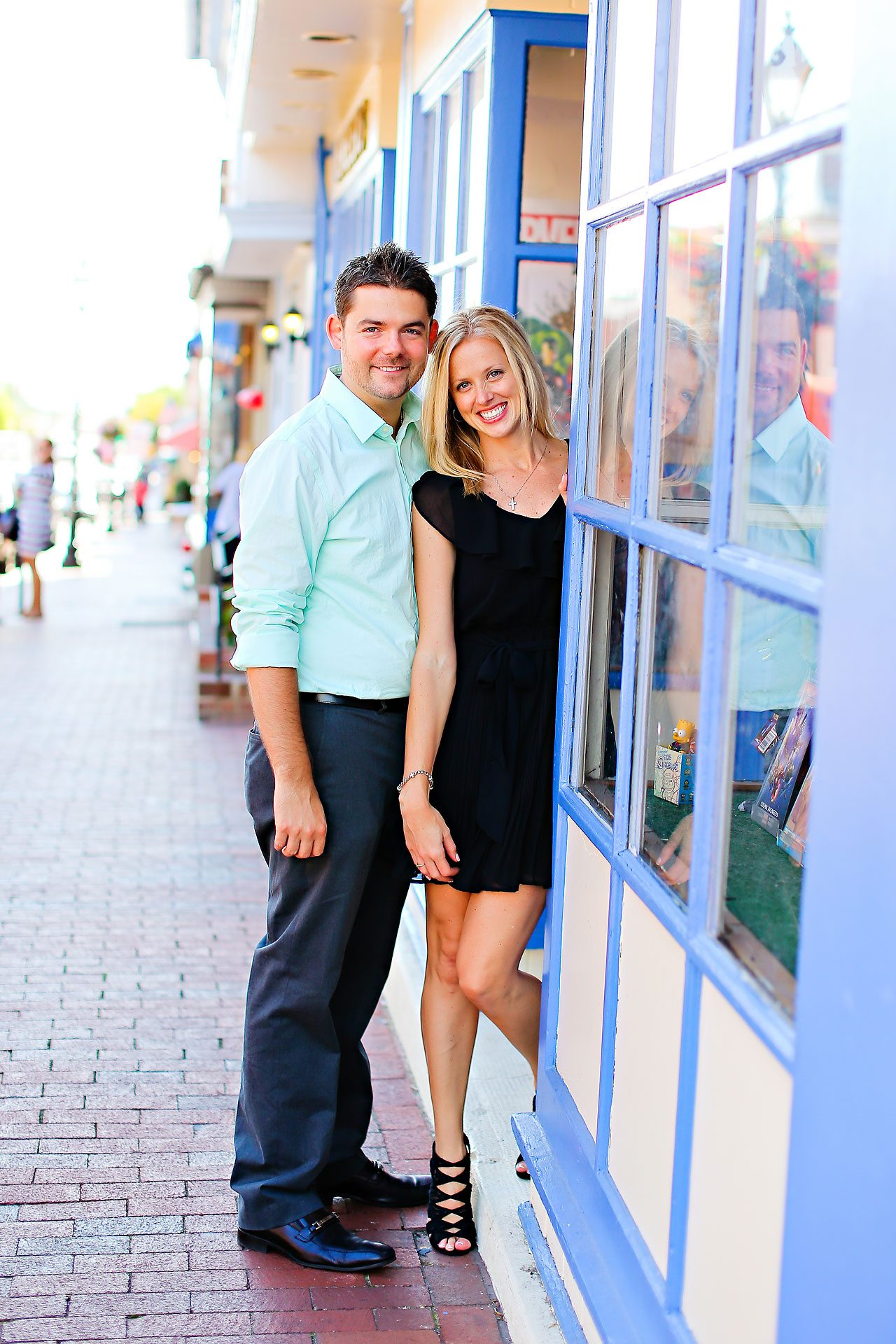 Heather Phil Annapolis Engagement Session 024