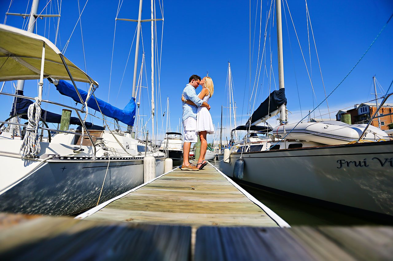Heather Phil Annapolis Engagement Session