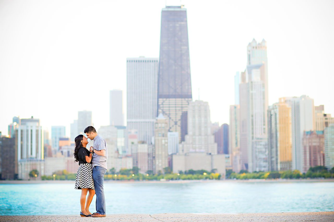 Madhuri Anand Chicago Engagement Session