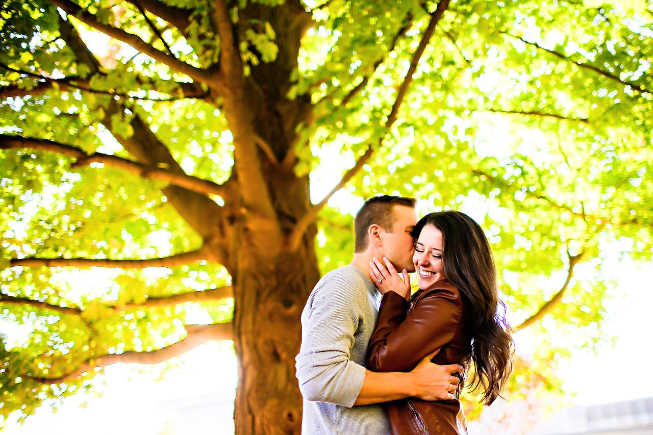 Shelley Jordan Indianapolis Engagement Photographer