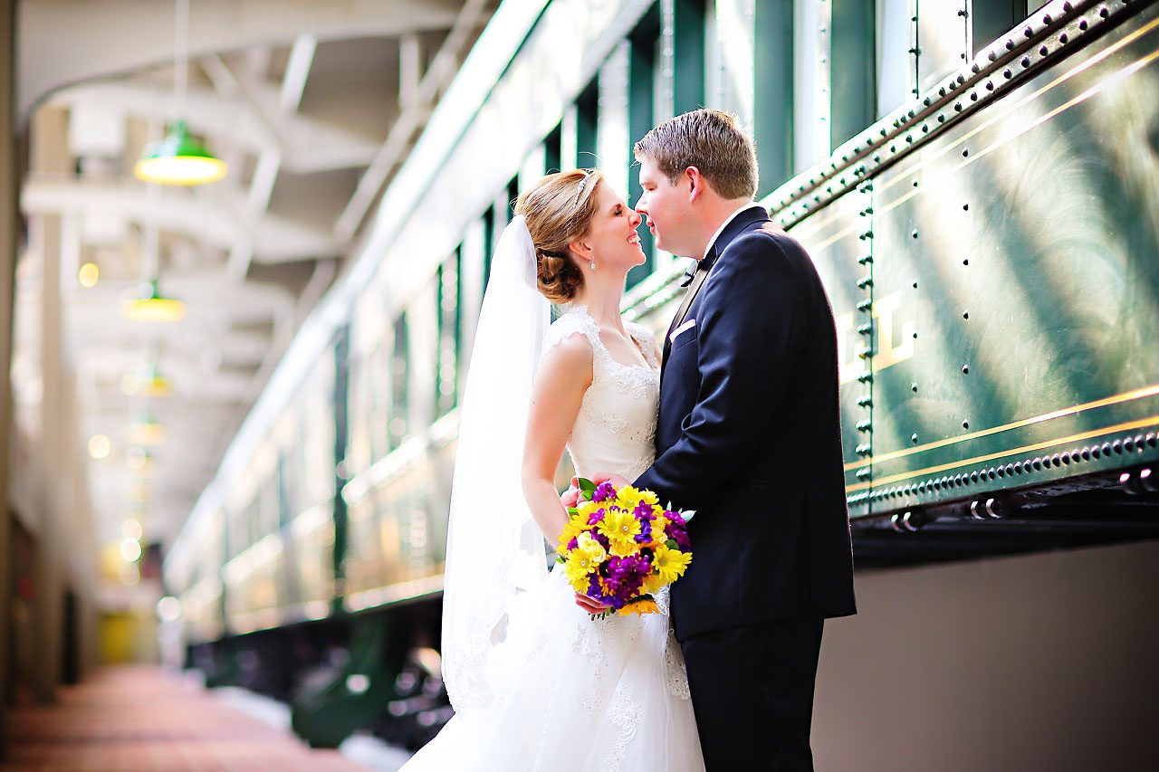 Lauren Matthew Union Station Wedding