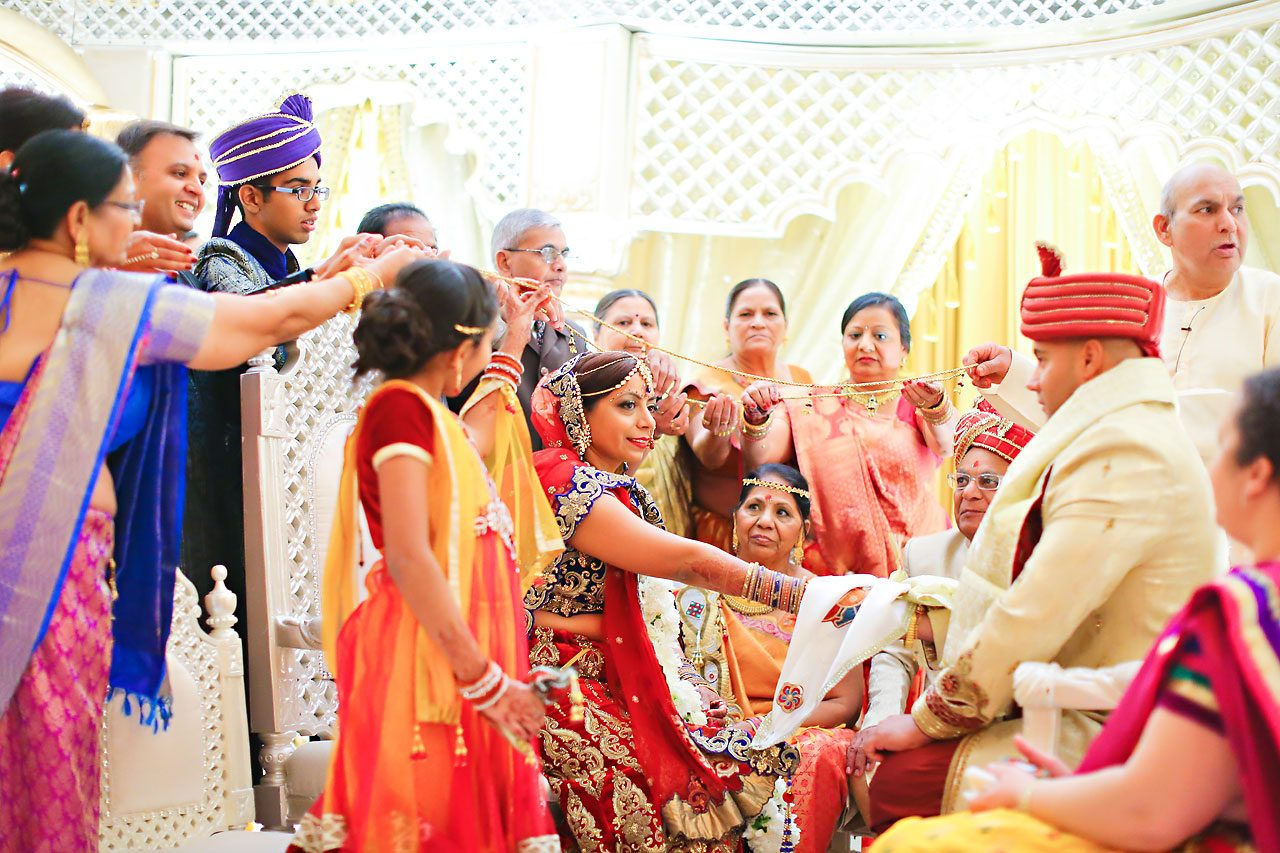 Rita Dennis Indian Wedding Ceremony 147