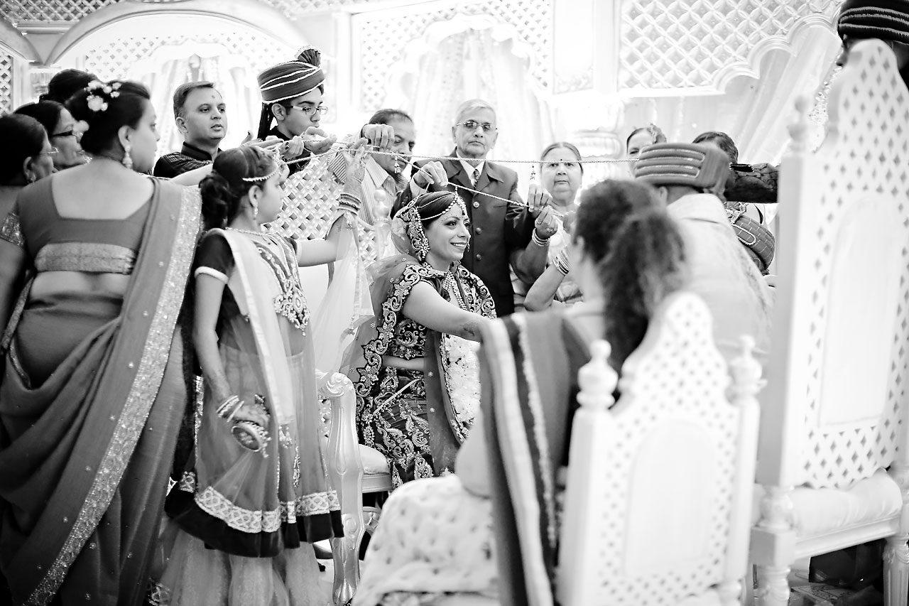 Rita Dennis Indian Wedding Ceremony 148