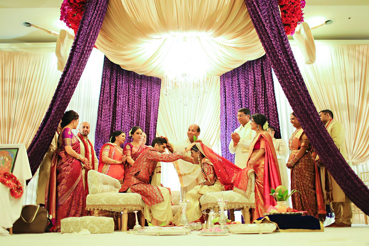 Madhuri Anand Indian Wedding Ceremony