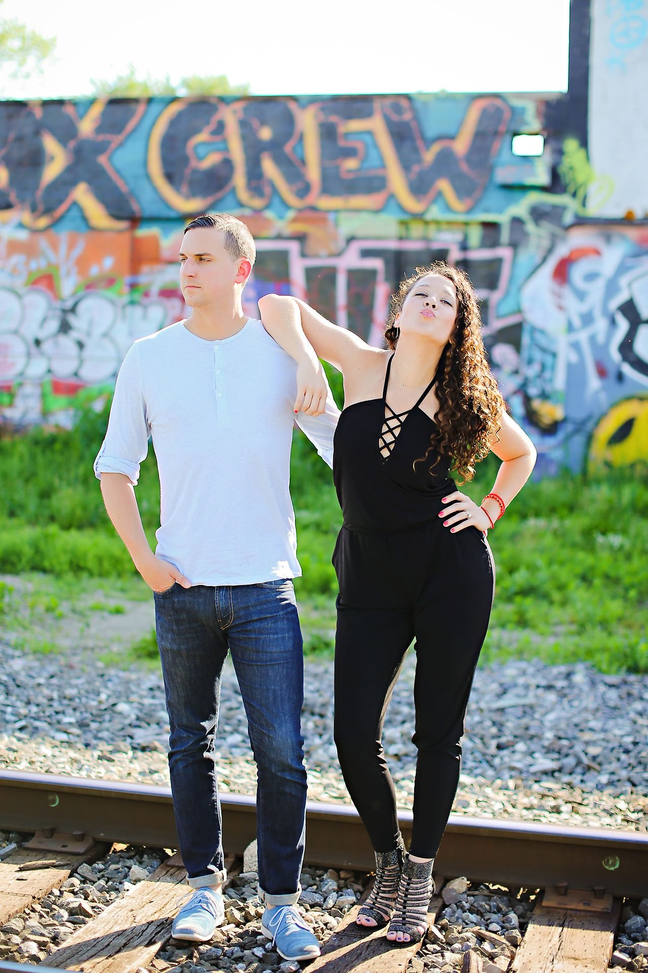 Liz Eric Indianapolis Engagement Session 001