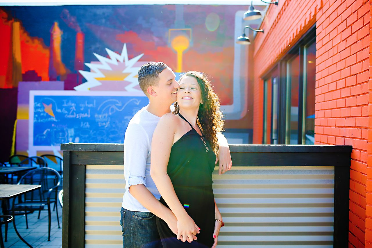 Liz Eric Indianapolis Engagement Session 006