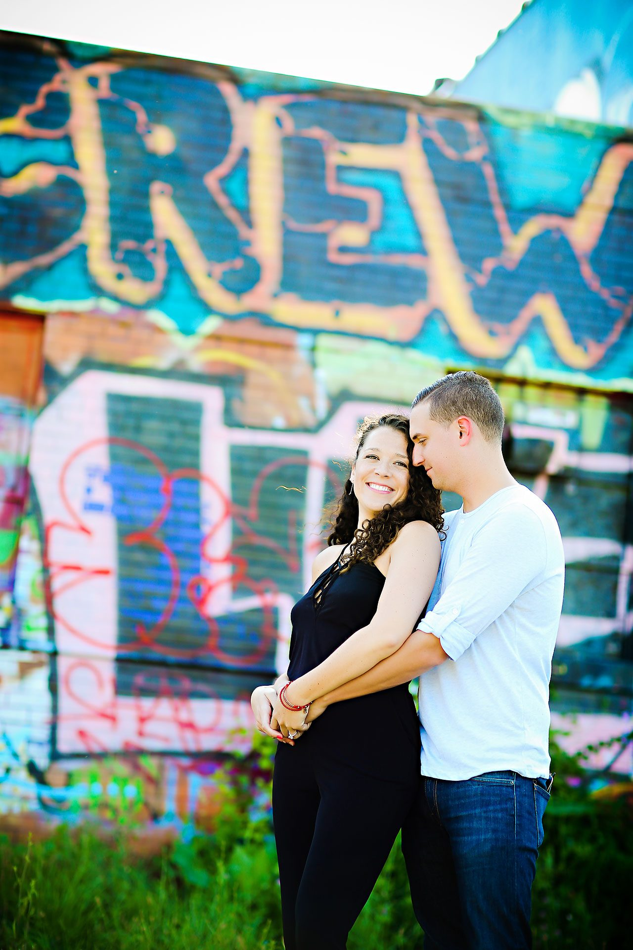 Liz Eric Indianapolis Engagement Session 010