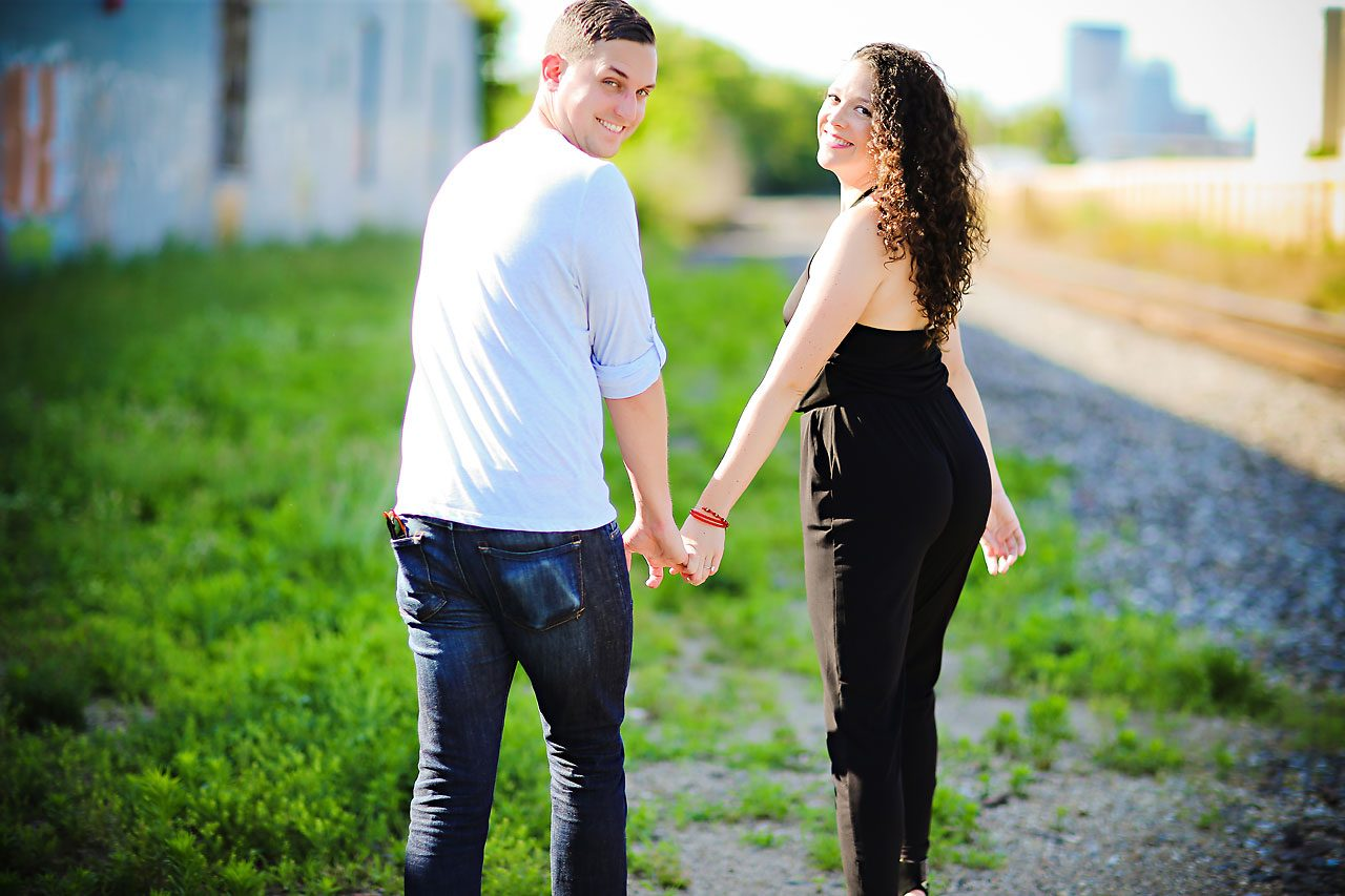 Liz Eric Indianapolis Engagement Session 014