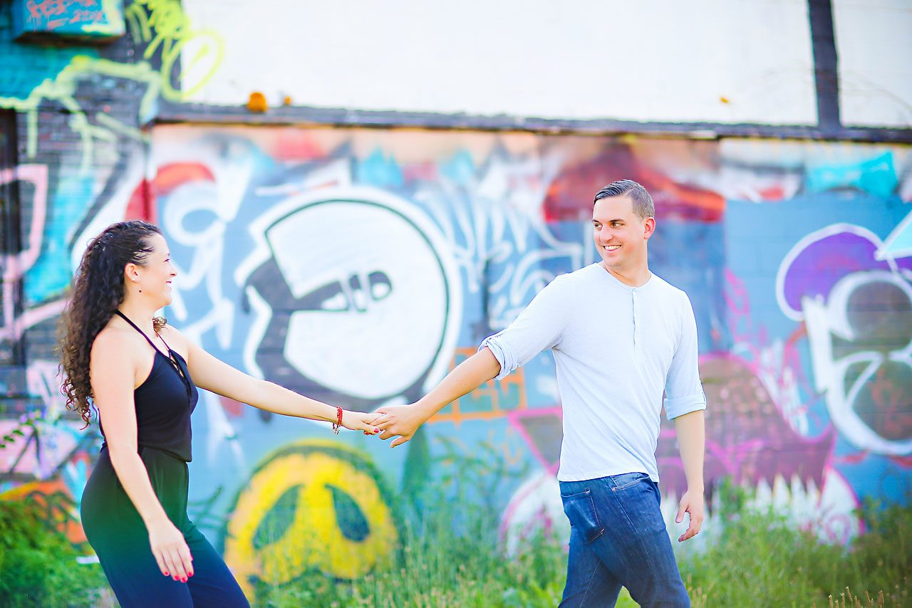 Liz Eric Indianapolis Engagement Session 022