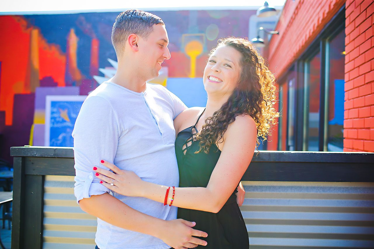 Liz Eric Indianapolis Engagement Session 026