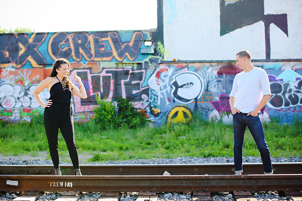 Liz Eric Indianapolis Engagement Session 032