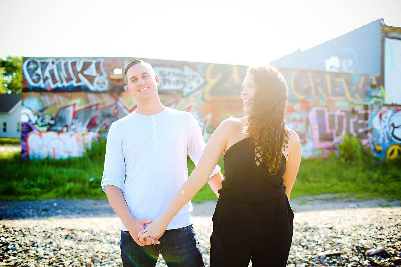 Liz Eric Indianapolis Engagement Session 033