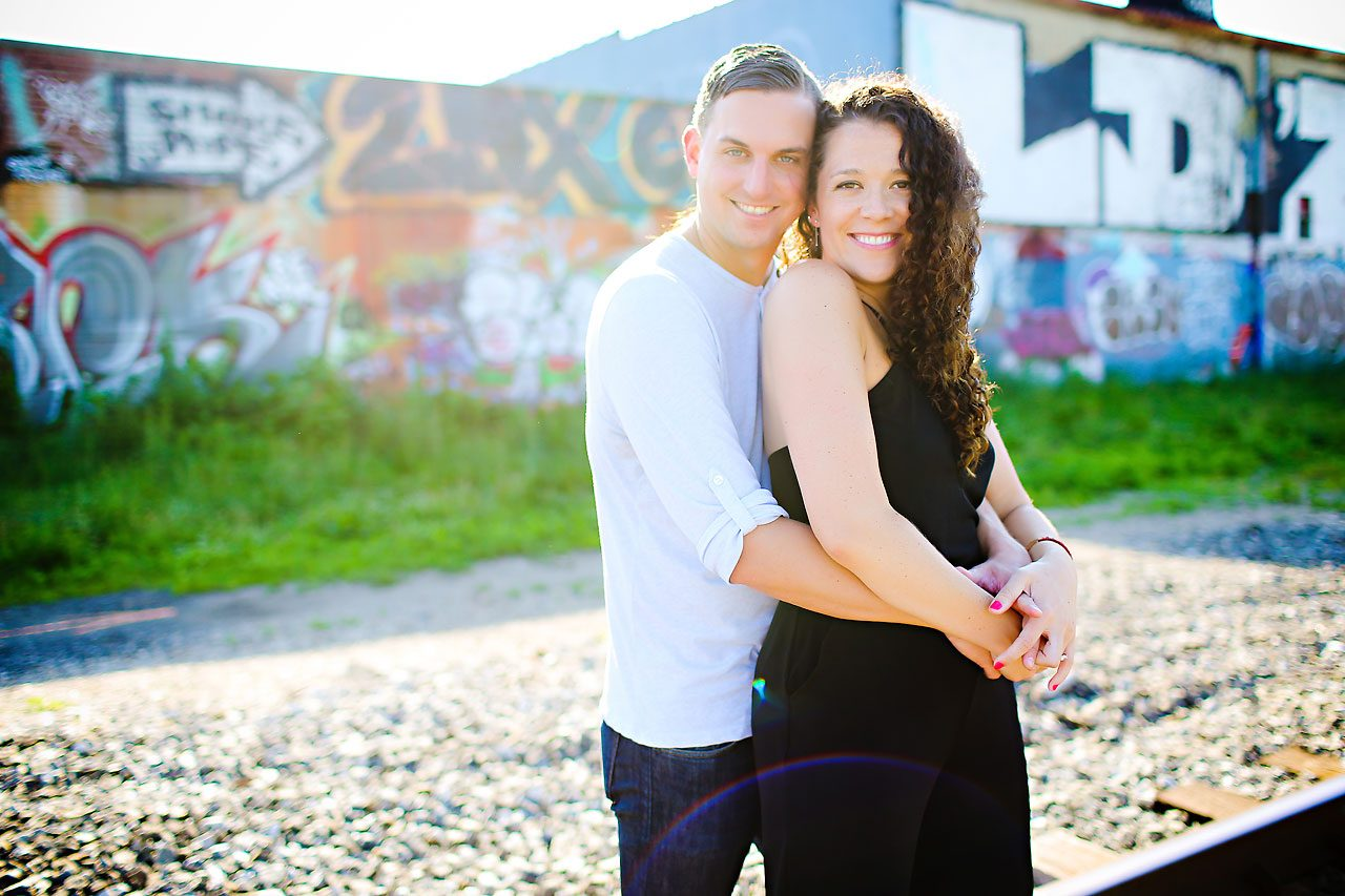 Liz Eric Indianapolis Engagement Session 053