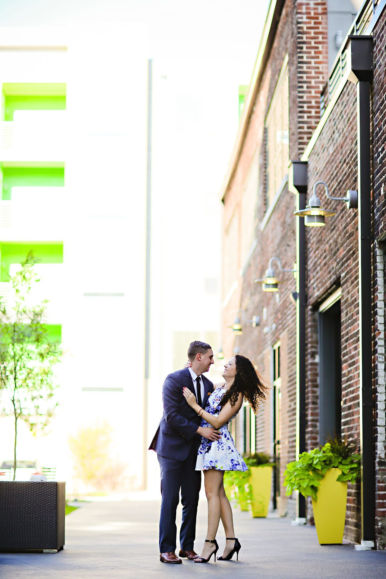 Liz Eric Indianapolis Engagement Session 056