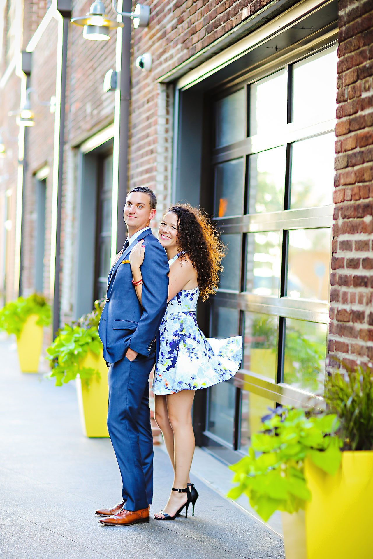 Liz Eric Indianapolis Engagement Session 063