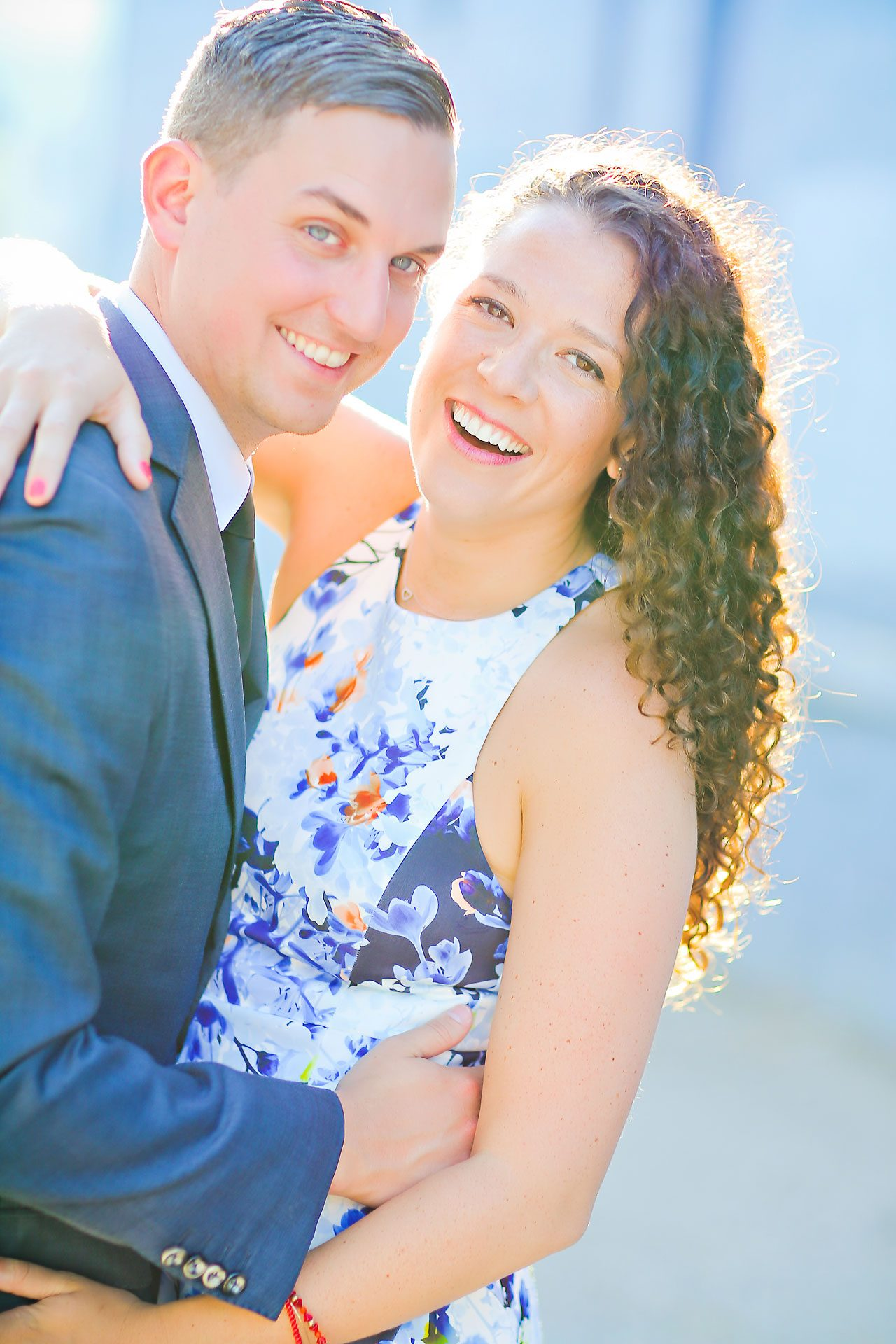 Liz Eric Indianapolis Engagement Session 070