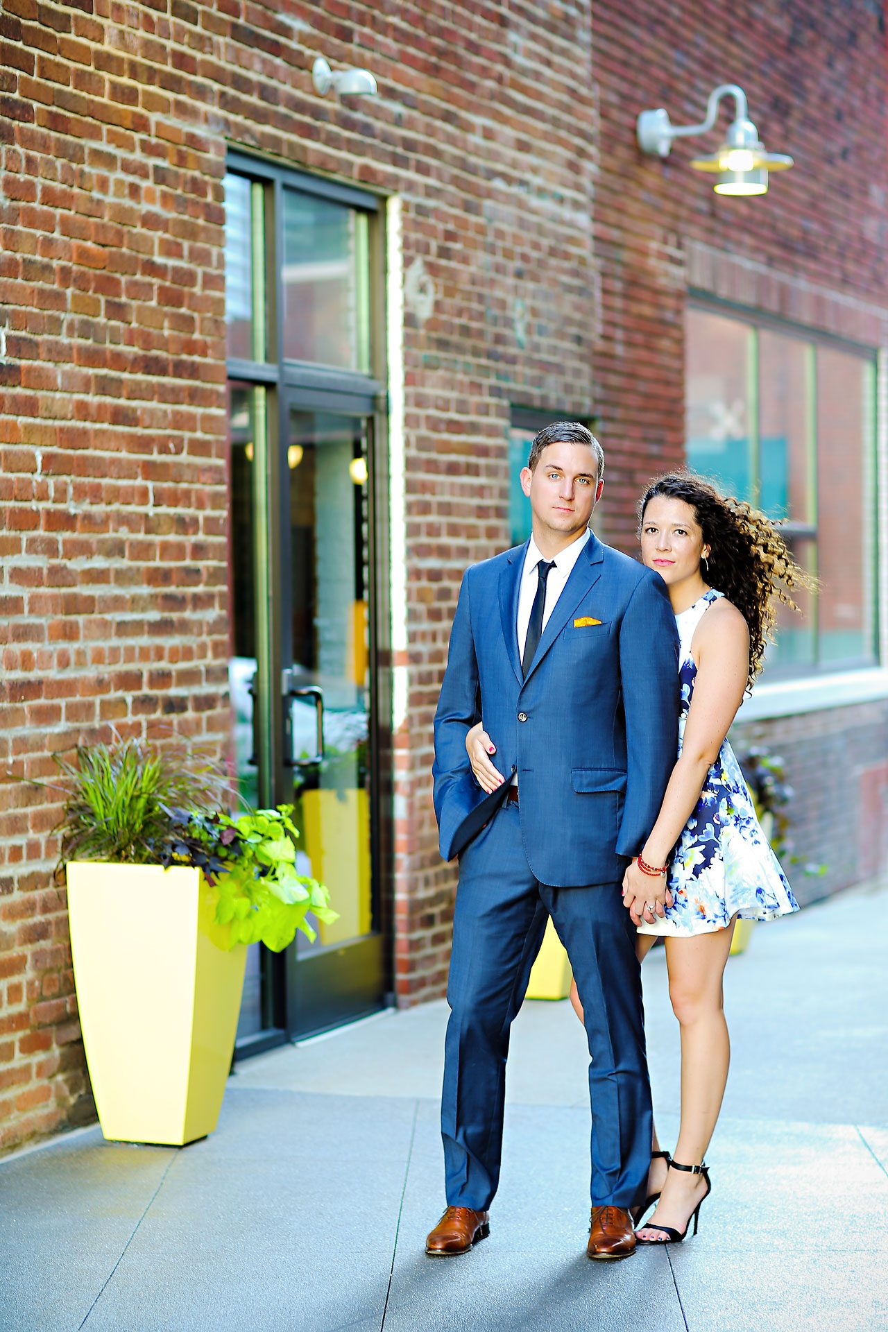 Liz Eric Indianapolis Engagement Session 077