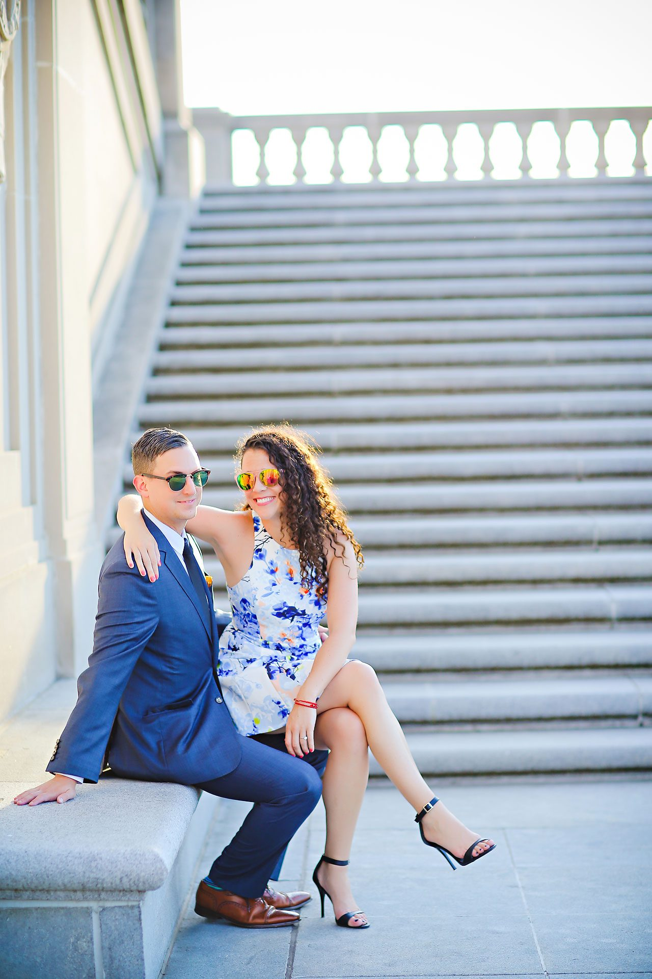 Liz Eric Indianapolis Engagement Session 090