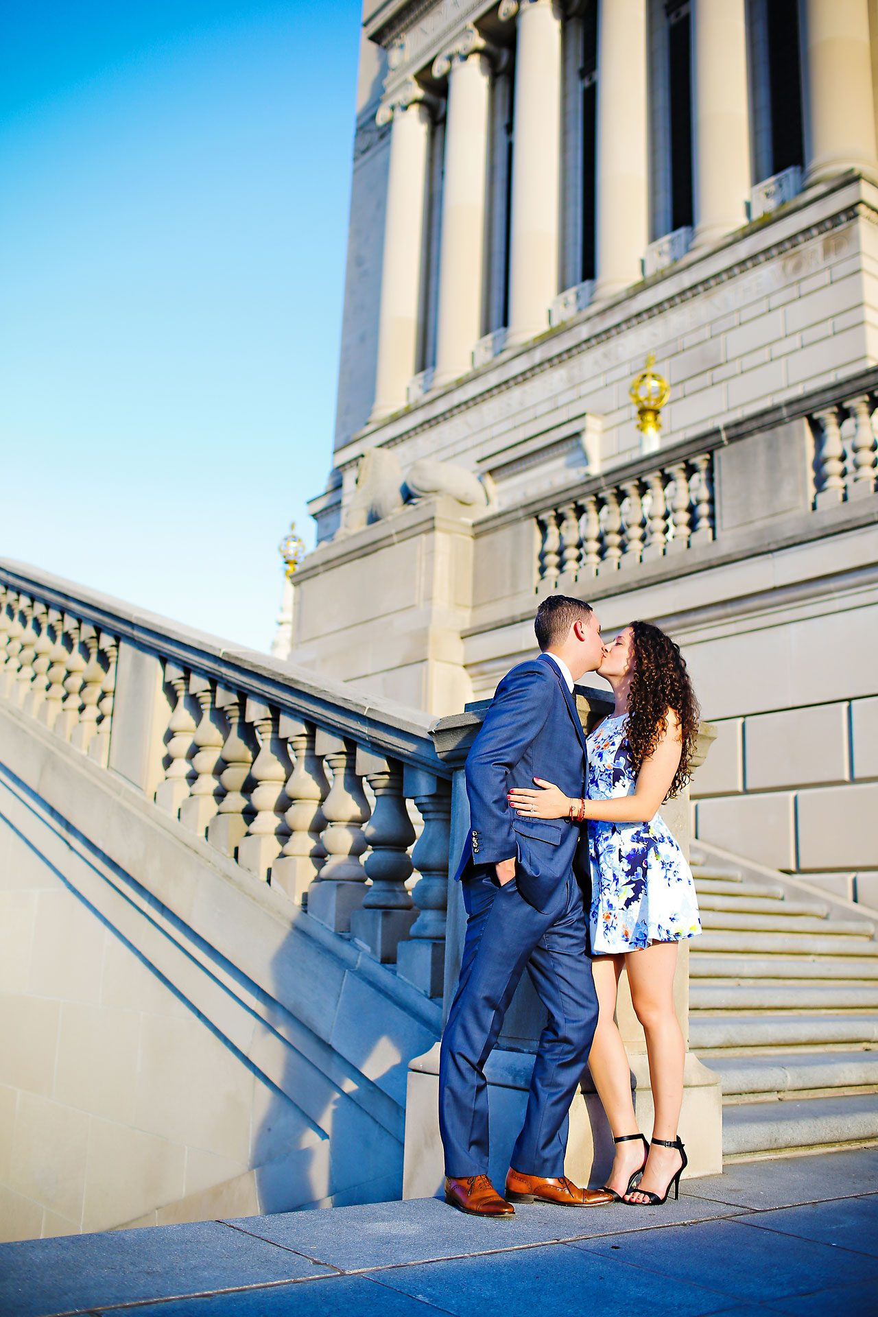 Liz Eric Indianapolis Engagement Session 092