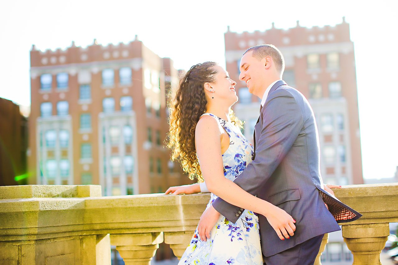 Liz Eric Indianapolis Engagement Session 095