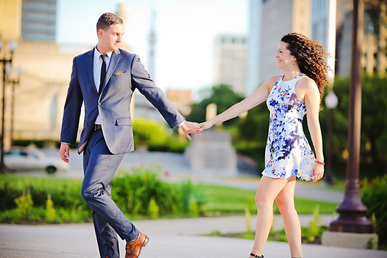 Liz Eric Indianapolis Engagement Session 104