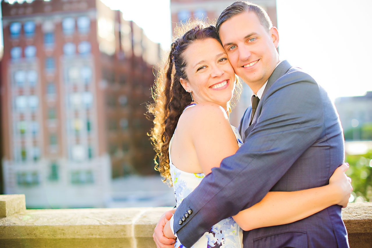 Liz Eric Indianapolis Engagement Session 105