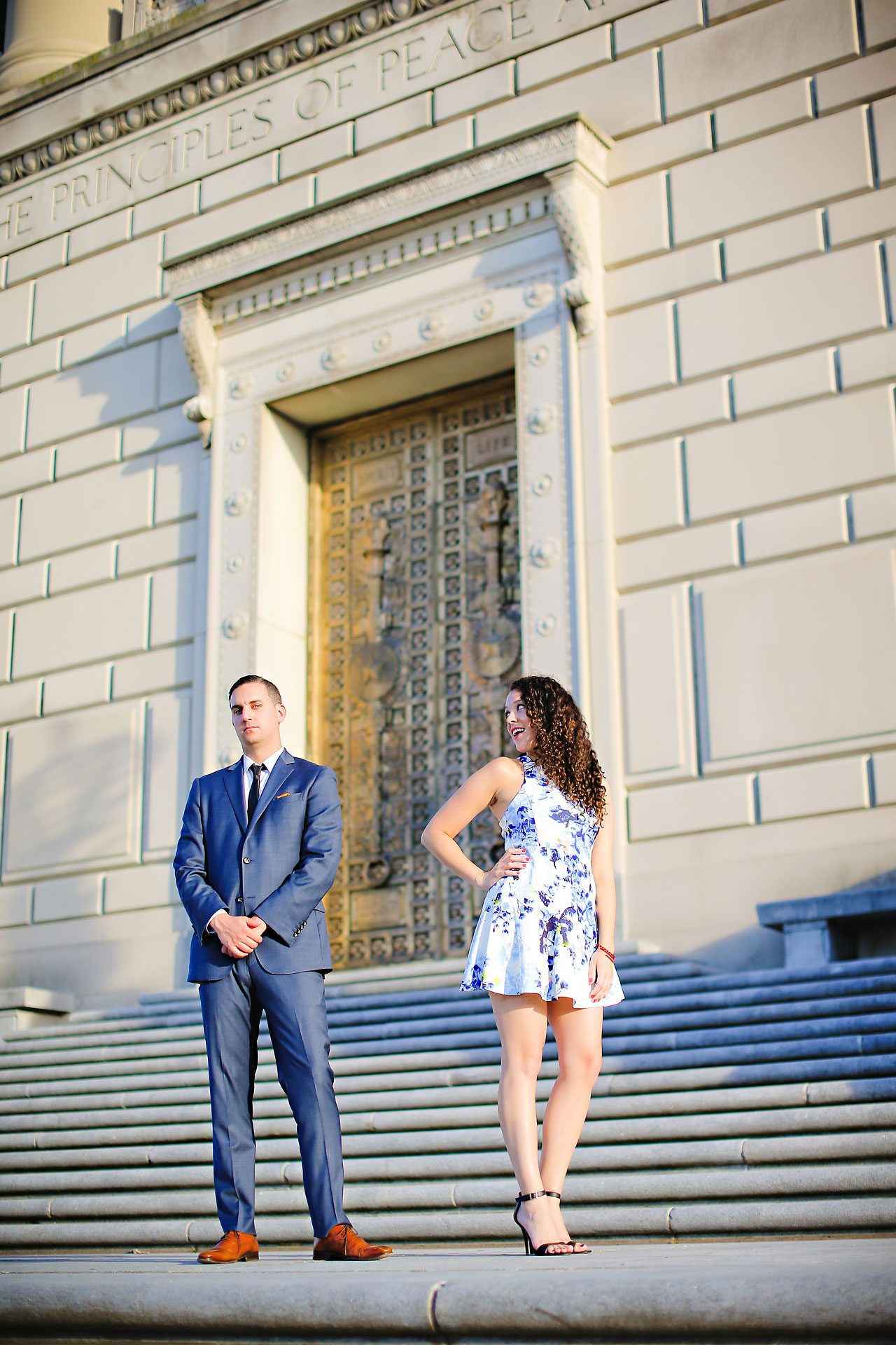 Liz Eric Indianapolis Engagement Session 106
