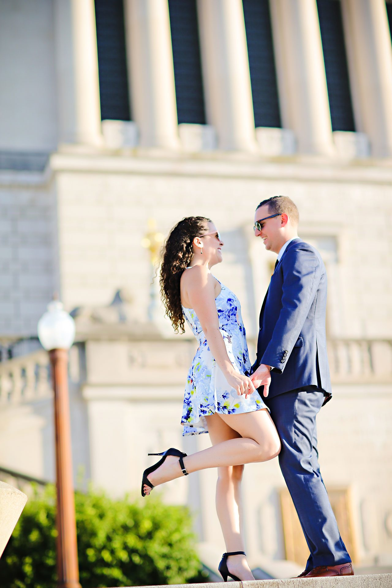 Liz Eric Indianapolis Engagement Session 109