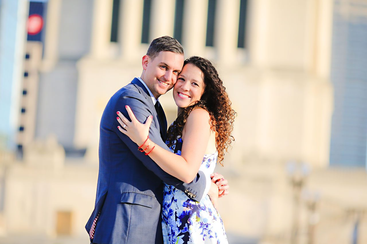 Liz Eric Indianapolis Engagement Session 111