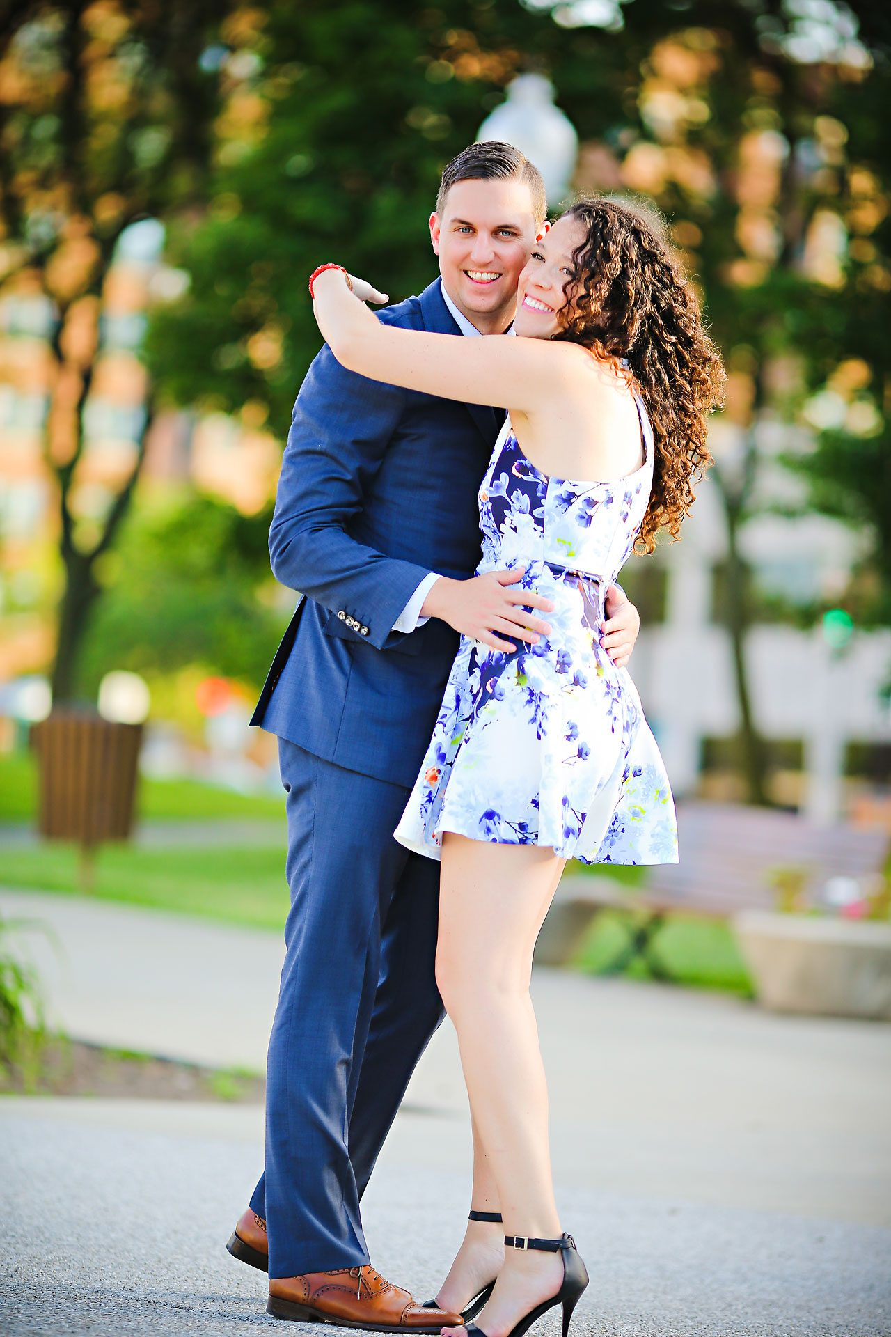 Liz Eric Indianapolis Engagement Session 116