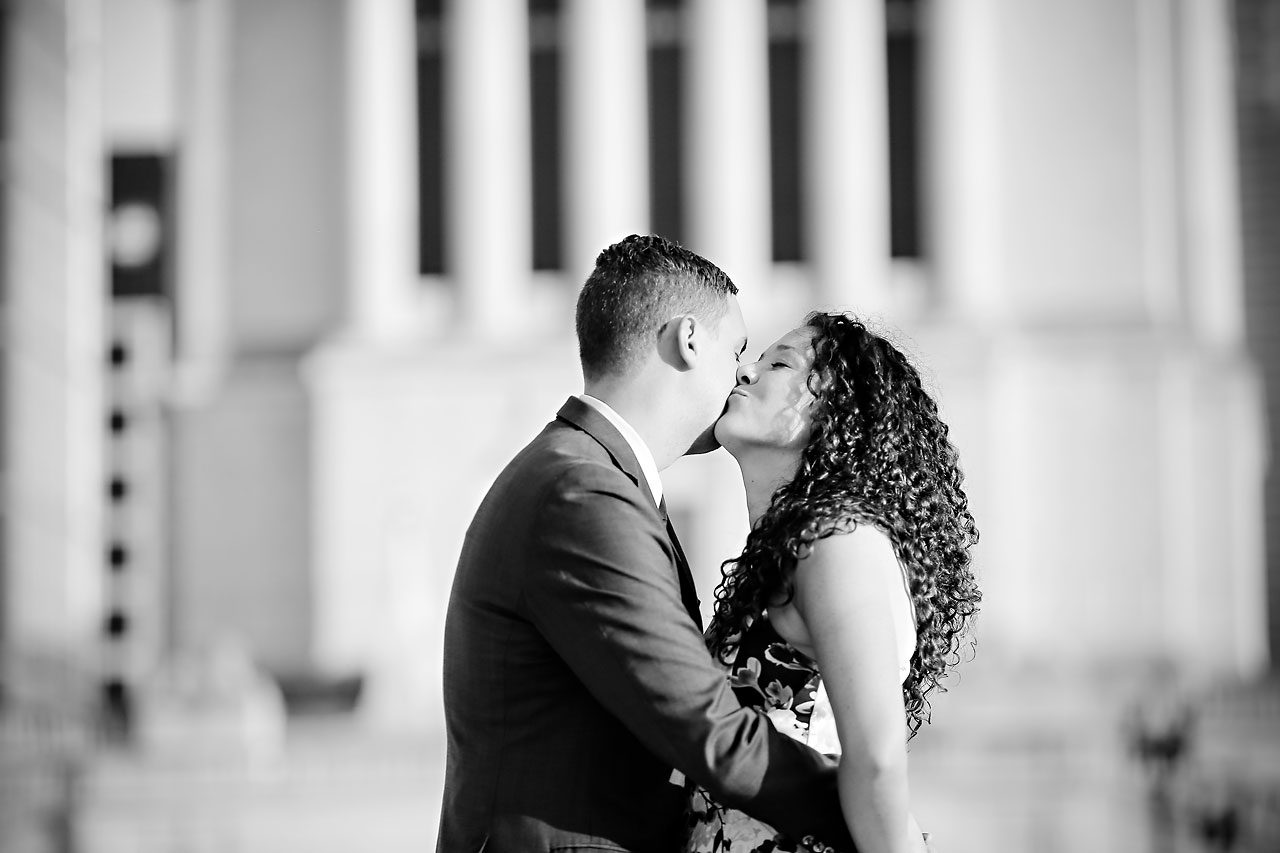 Liz Eric Indianapolis Engagement Session 119
