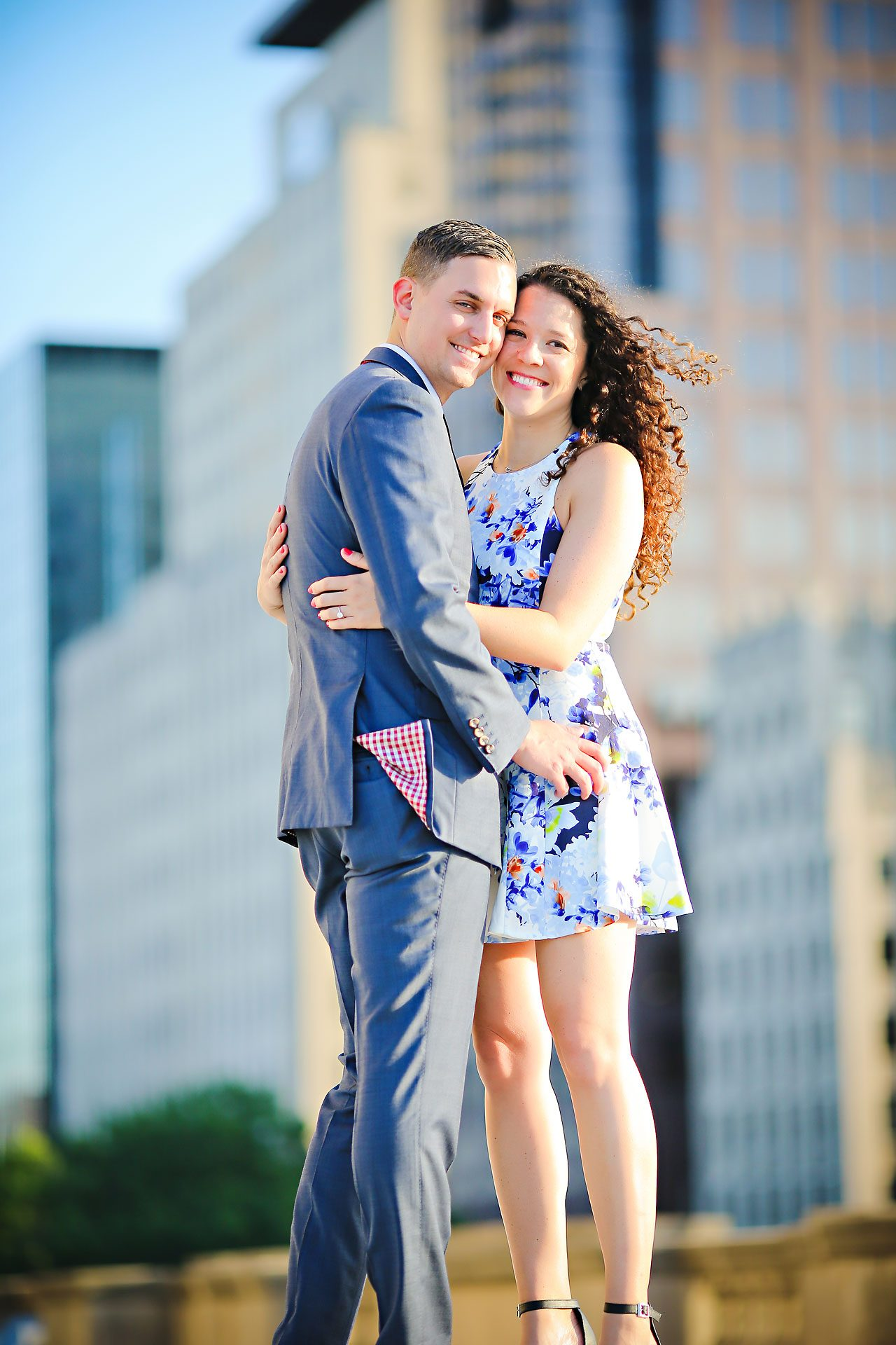 Liz Eric Indianapolis Engagement Session 122