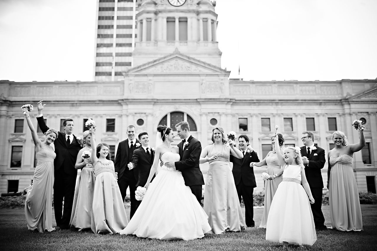 Shelley Jordan Fort Wayne Wedding 166